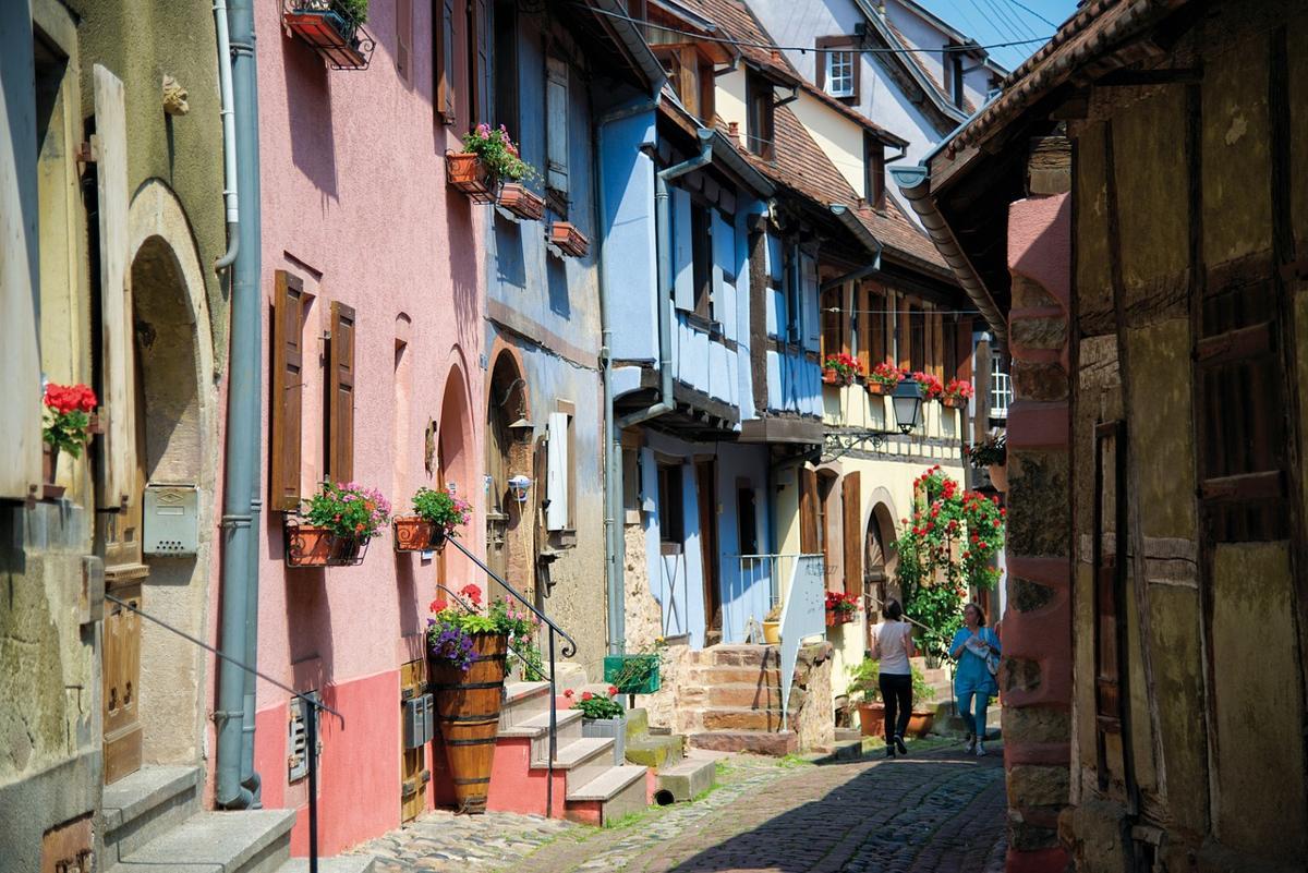 Qué ver en Alsacia