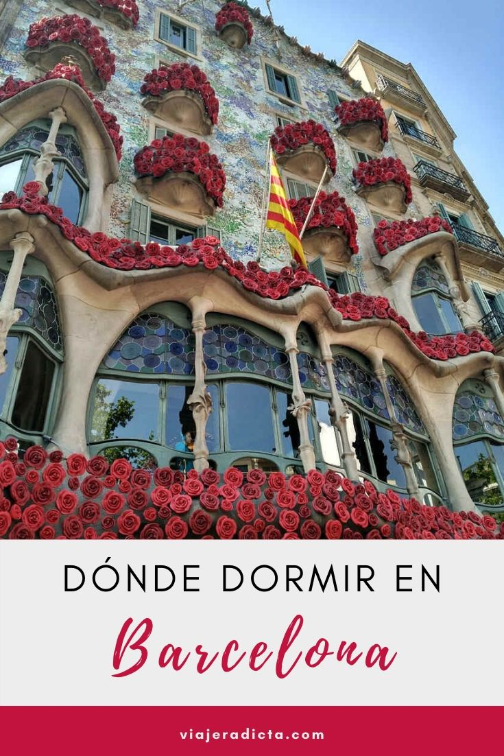 Alojamiento en Barcelona #hoteles #alojamiento #barcelona