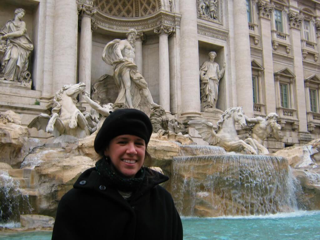 fontana de trevi roma viajeradicta