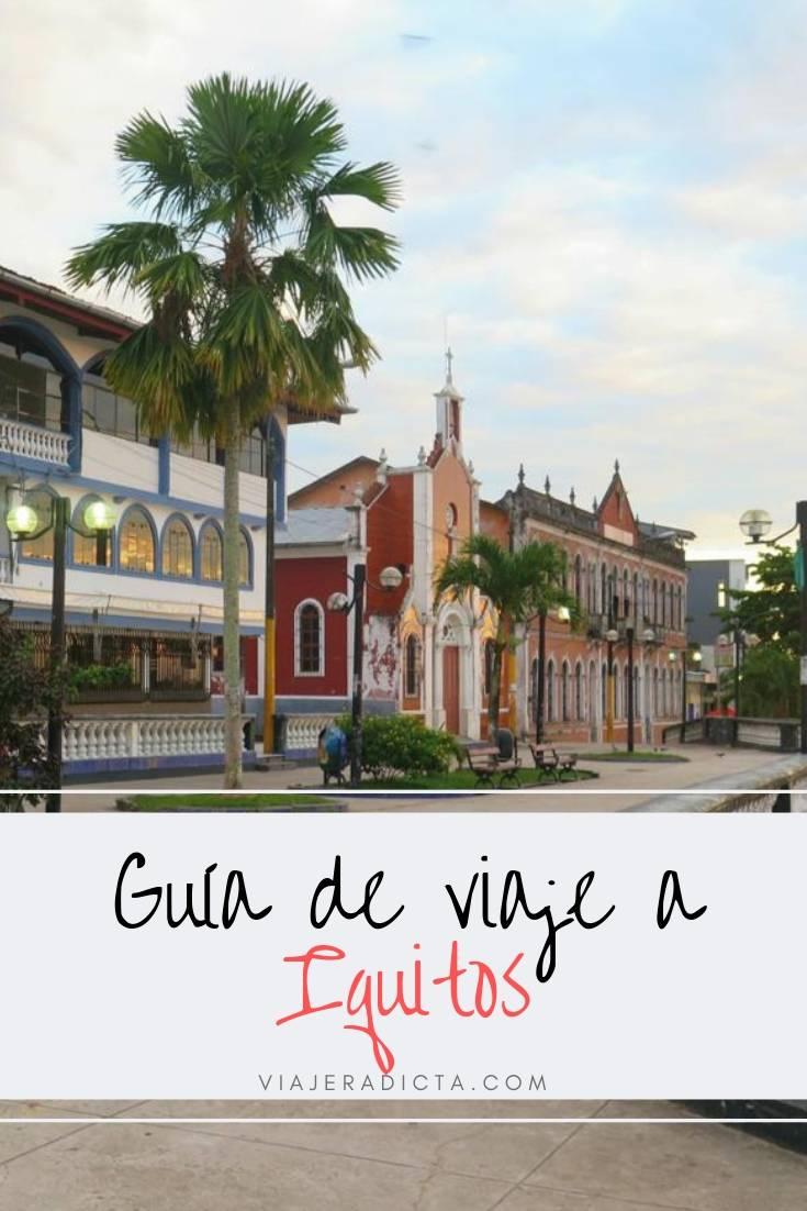 Te vas de viaje a Iquitos? Revisa esta con guia con todos los datos que necesitas saber antes de comenzar tu viaje. #viaje #iquitos #selva #peru