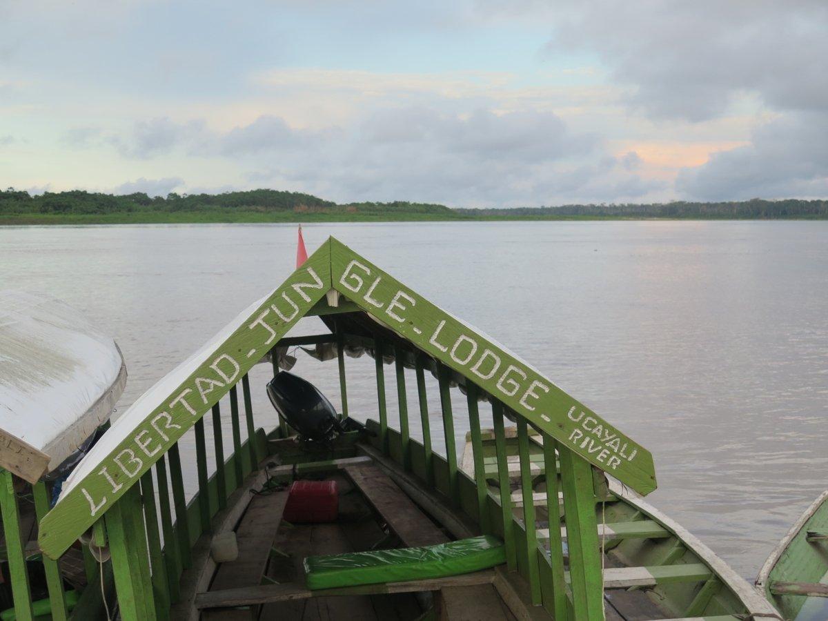 libertad jungle lodge transporte selva peru