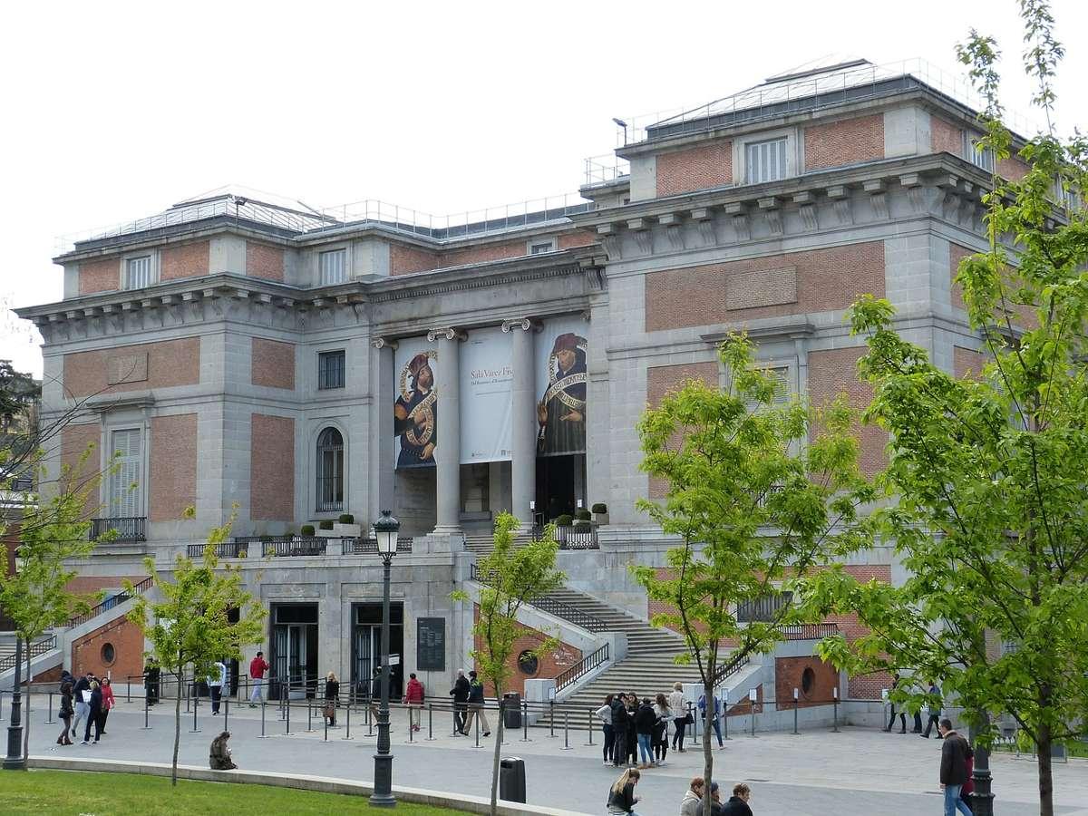 museo del prado madrid españa