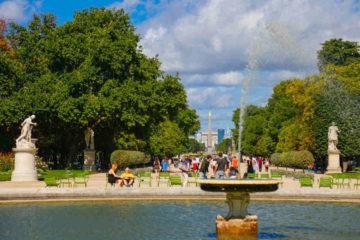 jardin tullerias paris