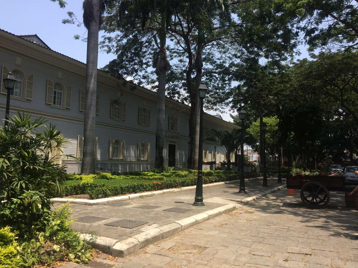 Parque Historico Samborondon Guayaquil Ecuador