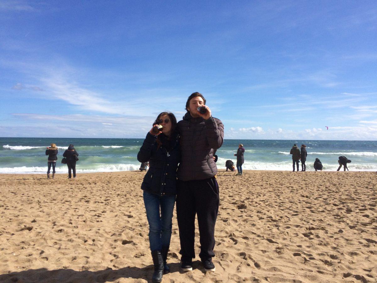 playa barceloneta barcelona viajeradicta