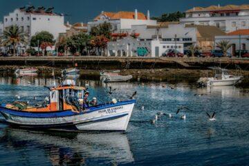 tavira algarve sur de portugal