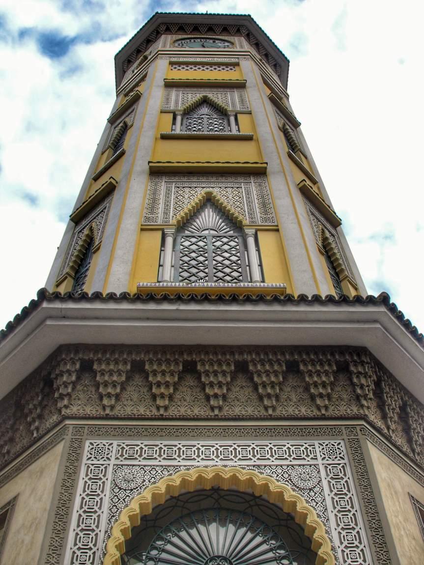 Torre Morisca Malecón 2000 Guayaquil Ecuador
