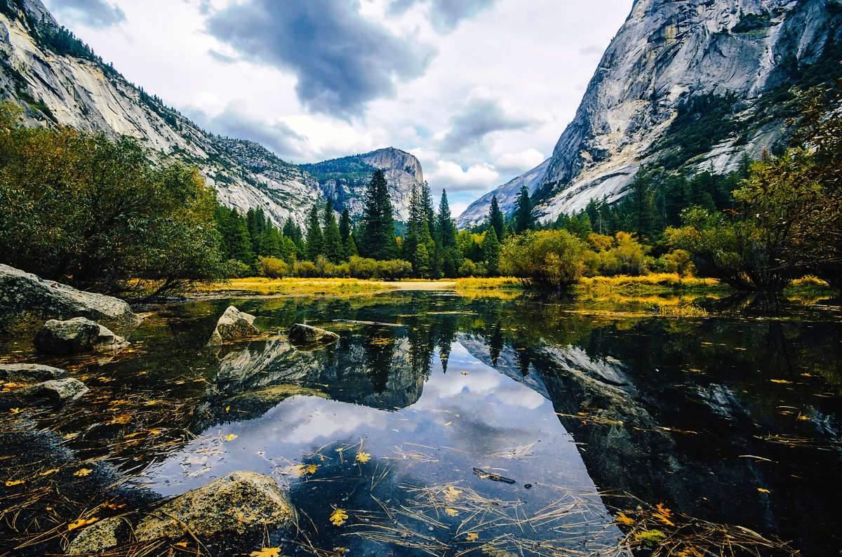 parque nacional yosemite california