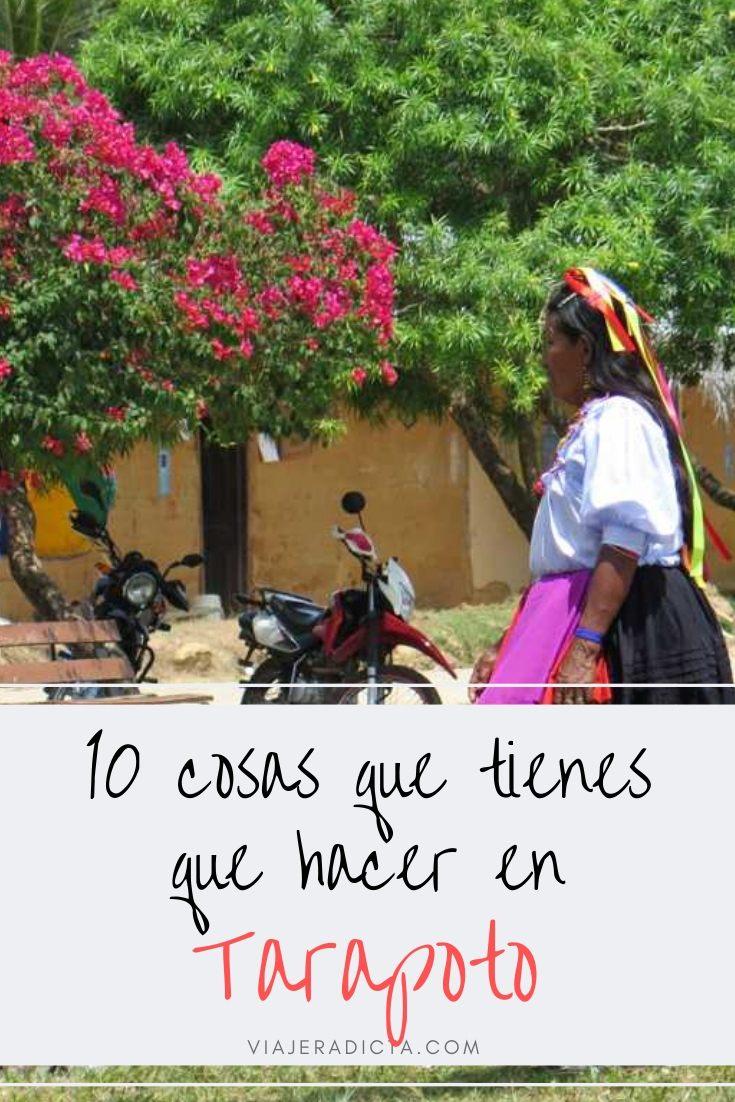 10 cosas que tienes que hacer en Tarapoto! #viaje #tarapoto #turismo