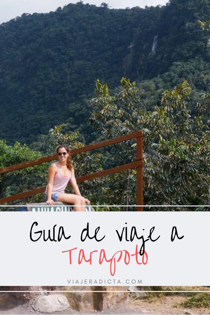 Te vas de viaje a Tarapoto? Revisa esta con guia con todos los datos que necesitas saber antes de comenzar tu viaje. #viaje #tarapoto #selva #peru