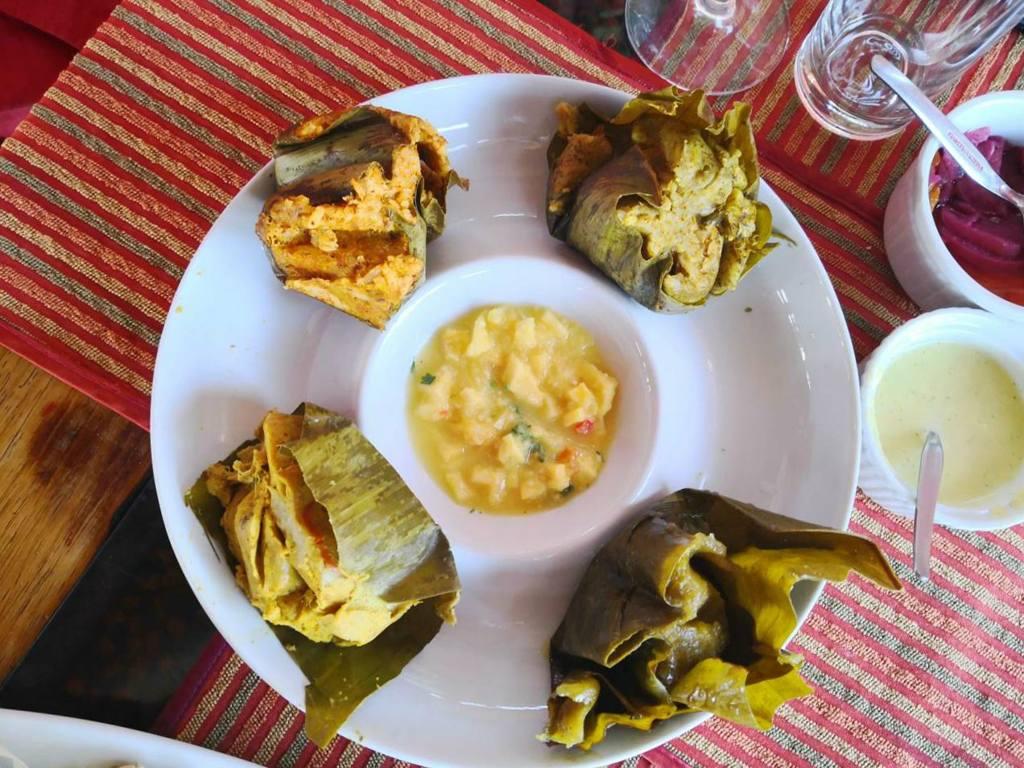 4 juanes restaurante la patarashca tarapoto
