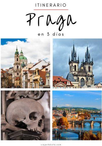 Itinarario Praga 3 dias