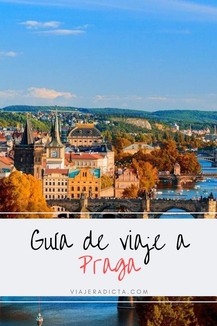 Te vas de viaje a Praga? Revisa esta con guia con todos los datos que necesitas saber antes de comenzar tu viaje. #viaje #praga #europadeleste