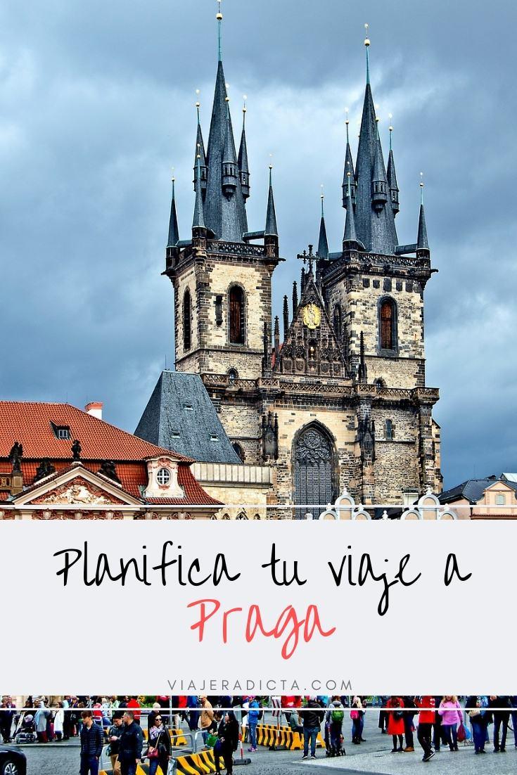 ¿Te vas de viaje a Praga? No te pierdas estos consejos para organizar tu viaje! #planificacion #consejos #praga
