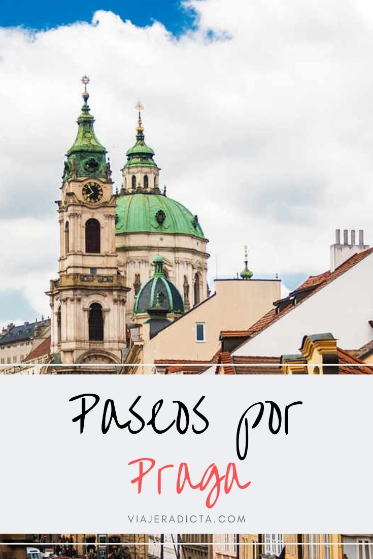 Tienes que hacer al menos uno de estos paseos por los barrios de Praga! #viaje #praga #barrios #paseos