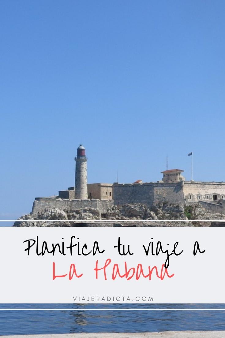 Te vas de viaje a La Habana? Revisa esta con guia con todos los datos que necesitas saber para planificar tu viaje. #planificacion #viaje #lahabana