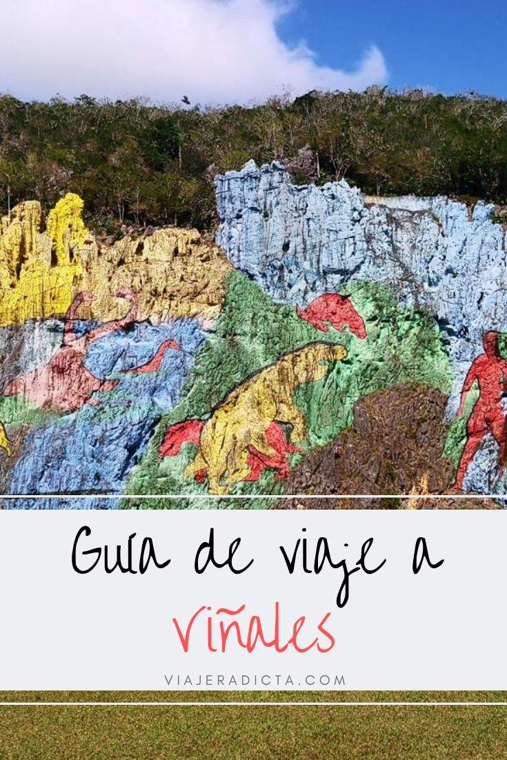 ¿Vas a viajar al Valle de Viñales? Revisa esta guia con todo lo que necesitas! #planificacion #viaje #vinales #cuba
