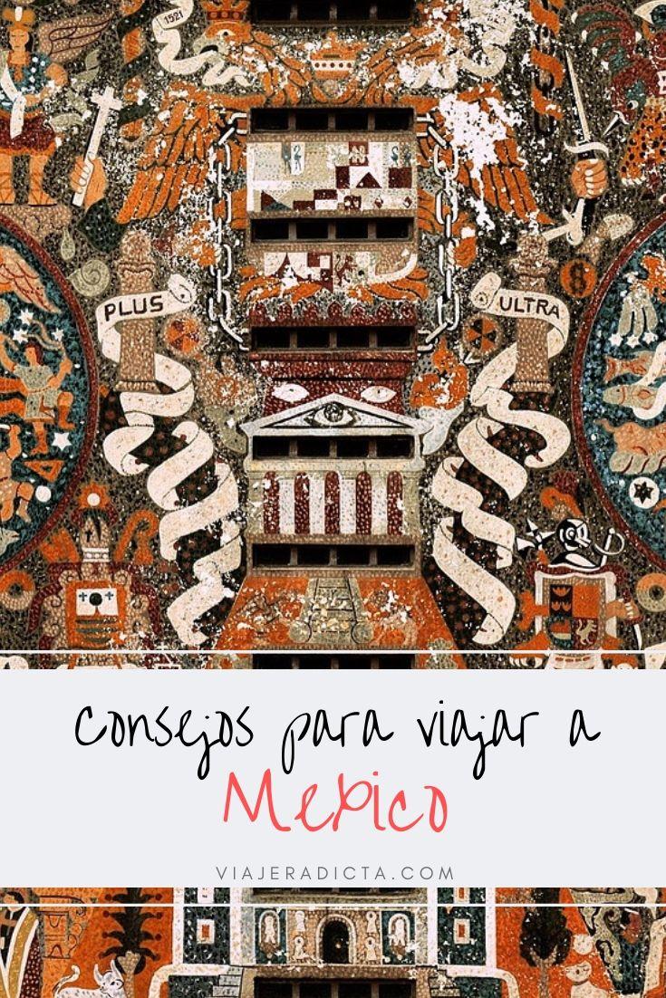 Consejos para viajar a Mexico. #consejos #planificacion #viaje #mexico