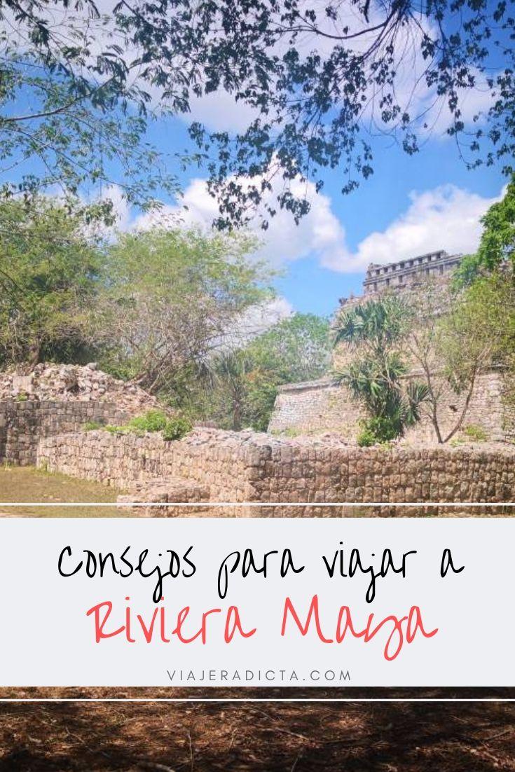 Consejos para viajar a Riviera Maya #consejos #planificacion #viaje #mexico #rivieramaya #cancun