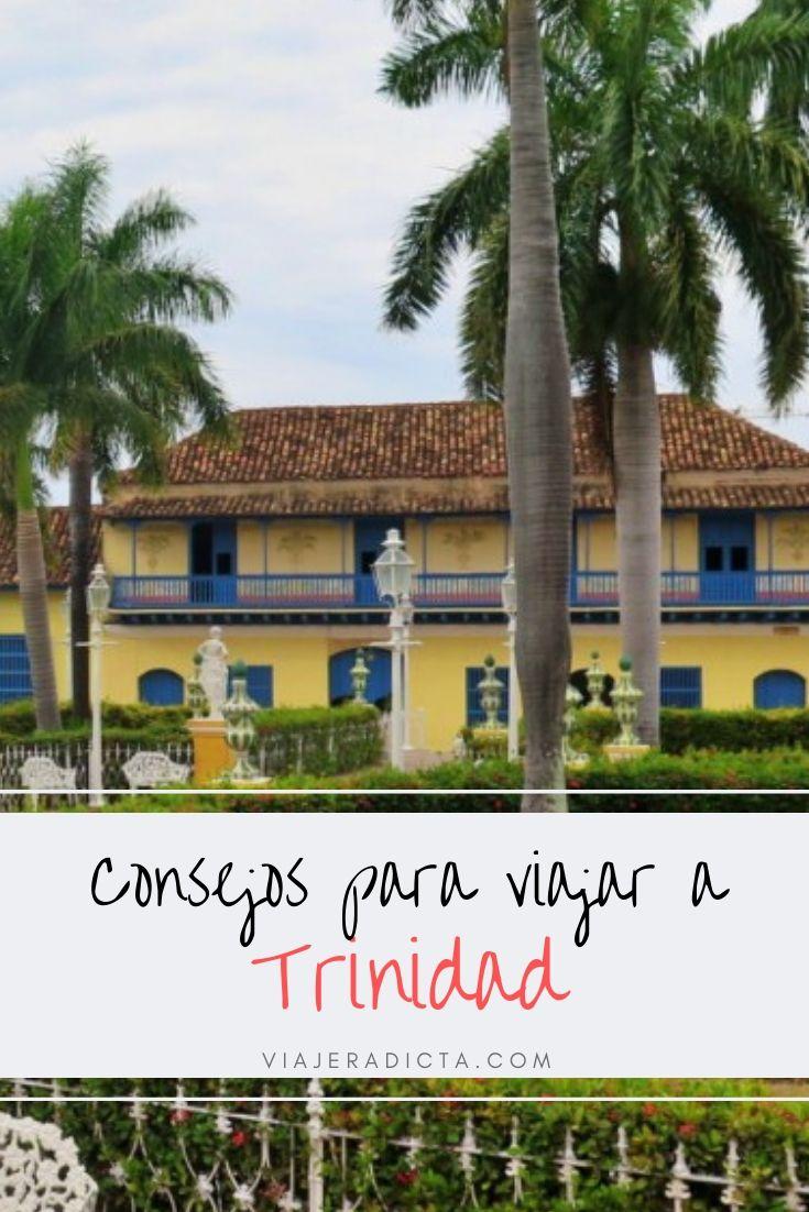 Consejos para viajar a Trinidad Cuba #consejos #planificacion #viaje #cuba #trinidad
