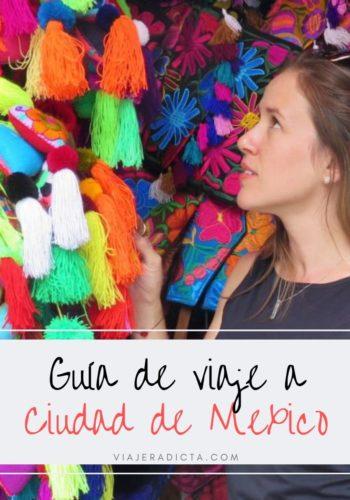 Guía de viaje a Mexico