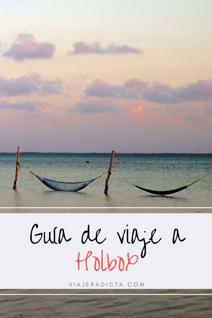 Te vas de viaje a Holbox? Revisa esta guia con todos los datos que necesitas saber para planificar tu viaje. #planificacion #viaje #mexico #isladeholbox