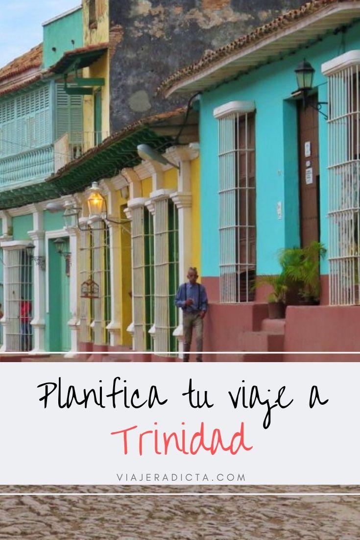 Te vas de viaje a Trinidad Cuba? Revisa esta guia con todos los datos que necesitas saber para planificar tu viaje. #planificacion #viaje #cuba #trinidad
