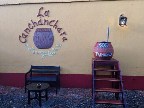 La Taberna de la Canchanchara Trinidad cuba