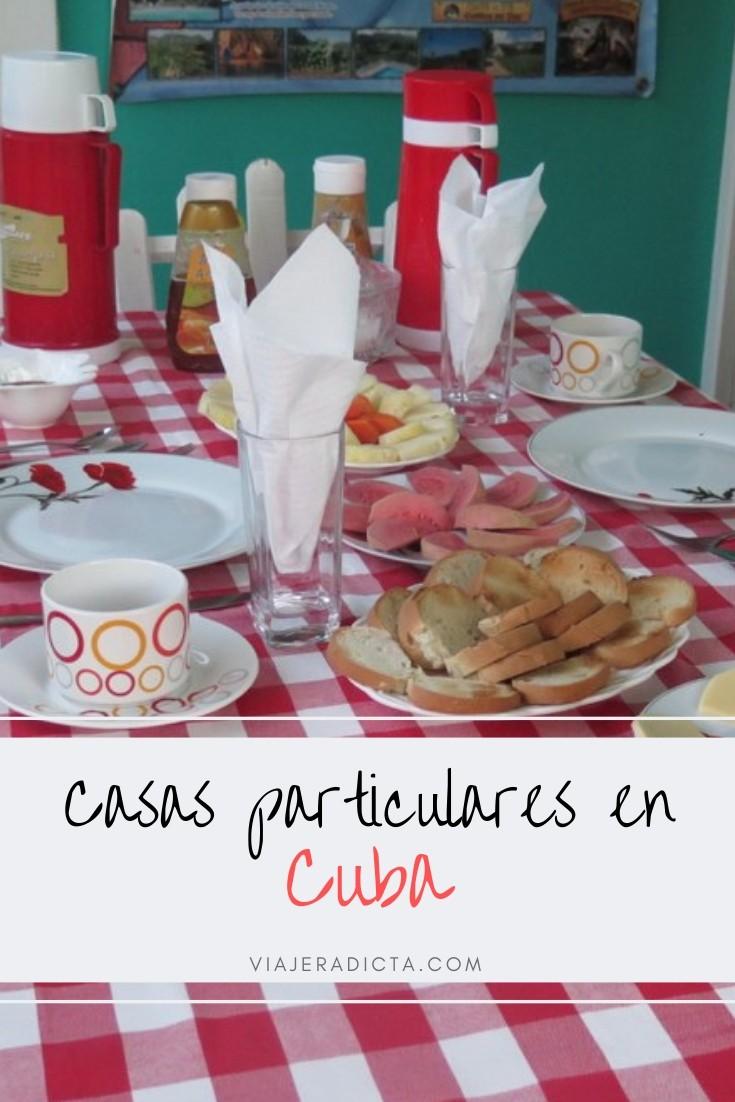 Has escuchado hablar sobre este tipo de hospedaje en Cuba? #alojamiento #cuba #casaparticular