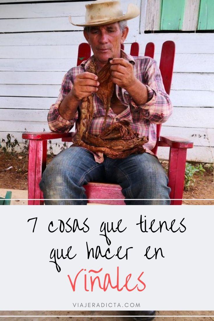 7 cosas que tienes que hacer en Viñales! #viaje #cuba #viñales #turismo