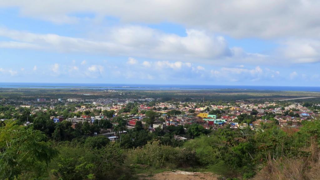 vista desde el cerro vigia