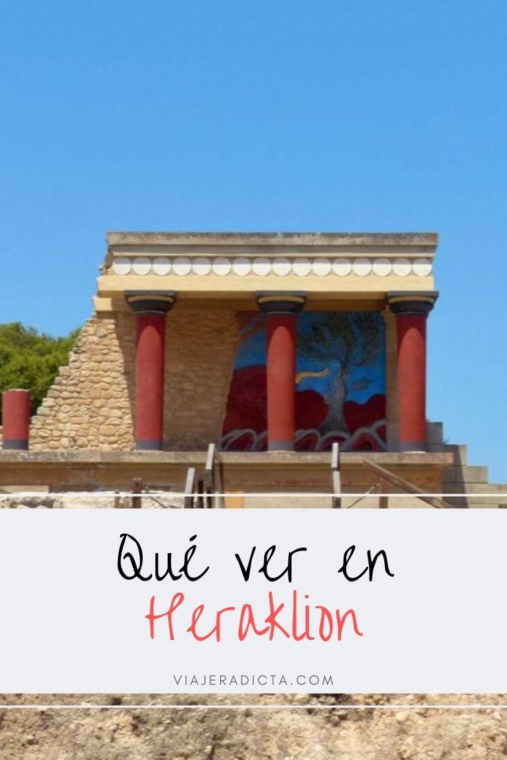 Que ver en Heraklion. #turismo #creta #heraklion #grecia