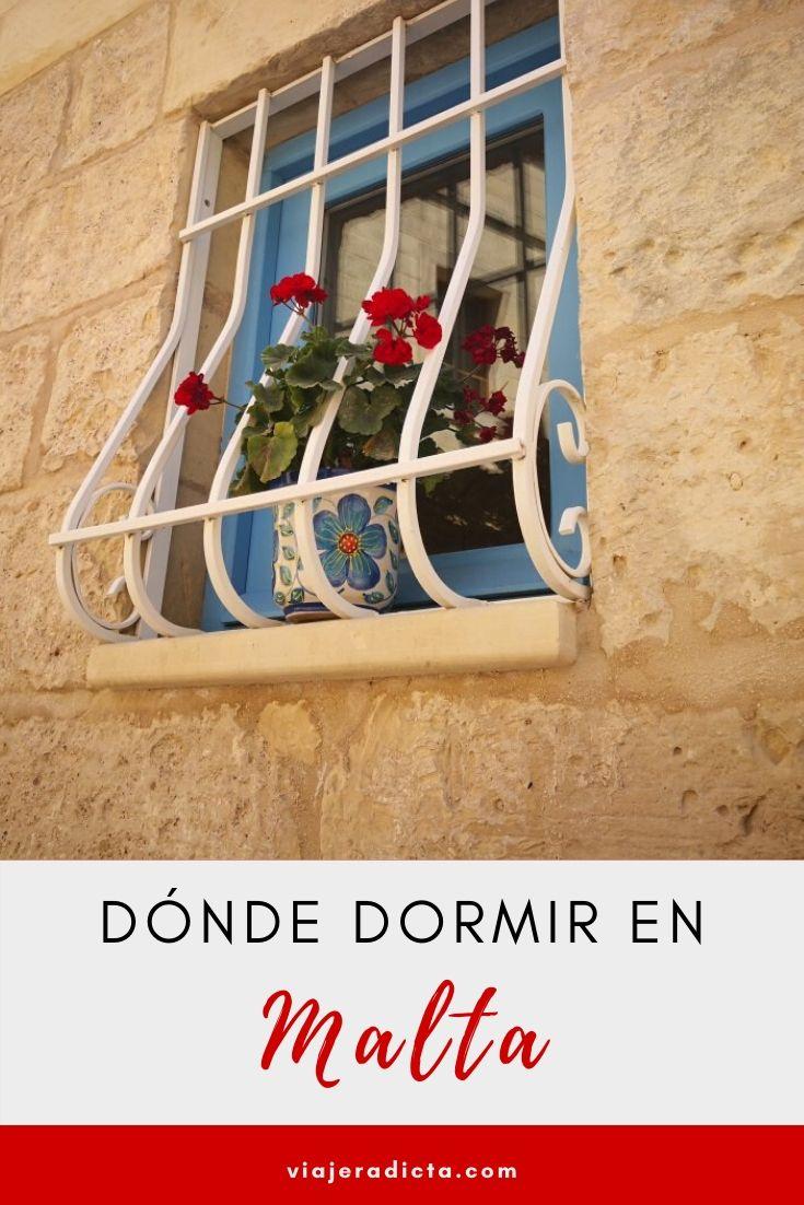 Alojamiento en Malta!  #viaje #malta #alojamiento #hoteles