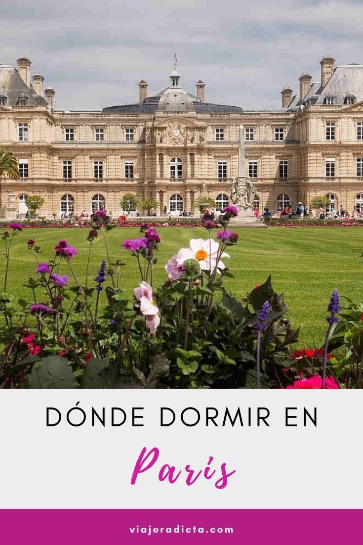 Alojamiento en Paris #alojamiento #hoteles #paris