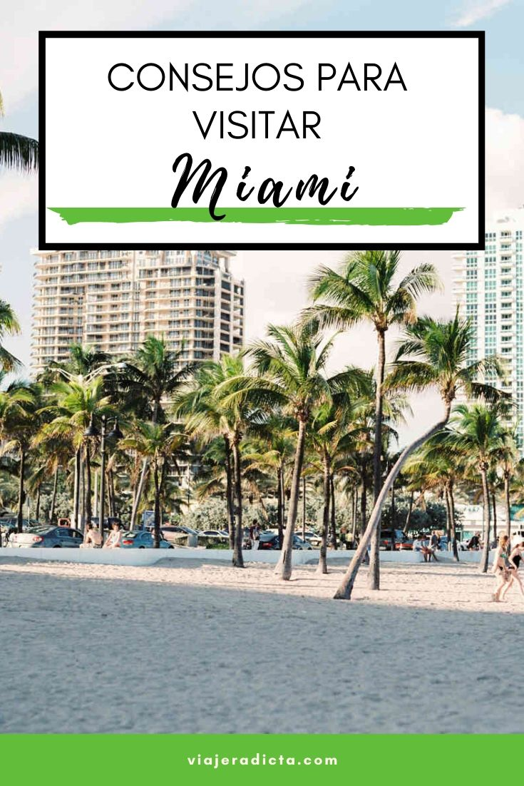 Consejos para viajar a Miami! #consejos #planificacion #viaje #miami