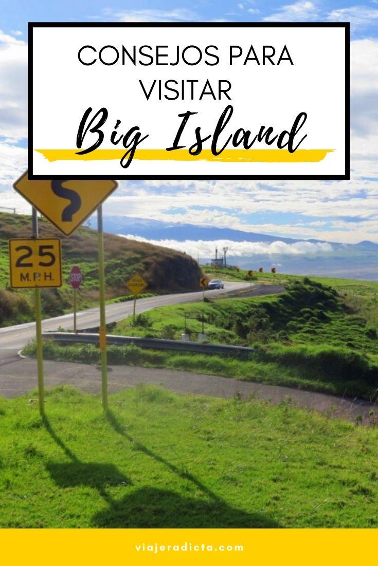 No te pierdas estos consejos para tu viaje a BigIsland! #consejos #planificacion #viaje #hawai #bigisland