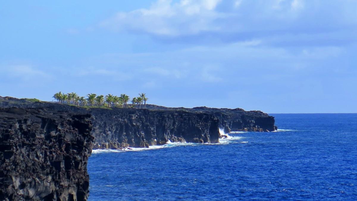 costa dramatica de big island