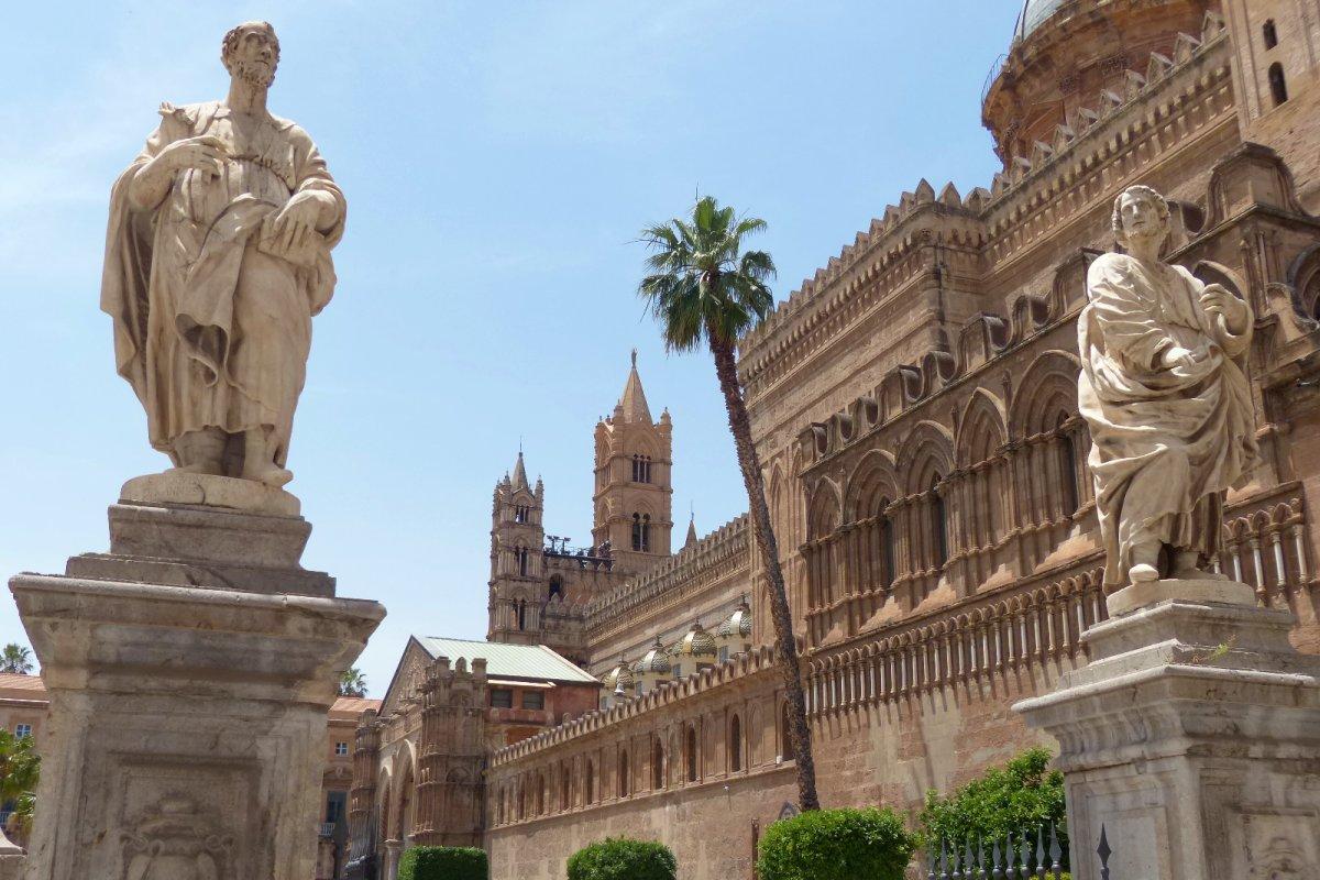 catedral de palermo sicilia
