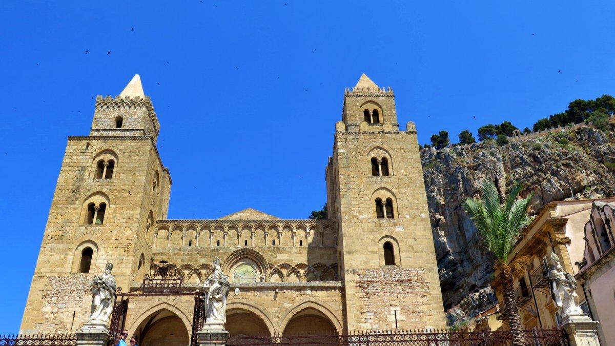 iglesia de cefalu