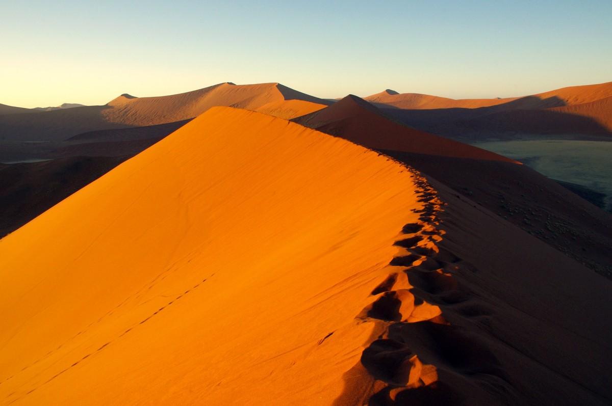 amanecer en la duna 45