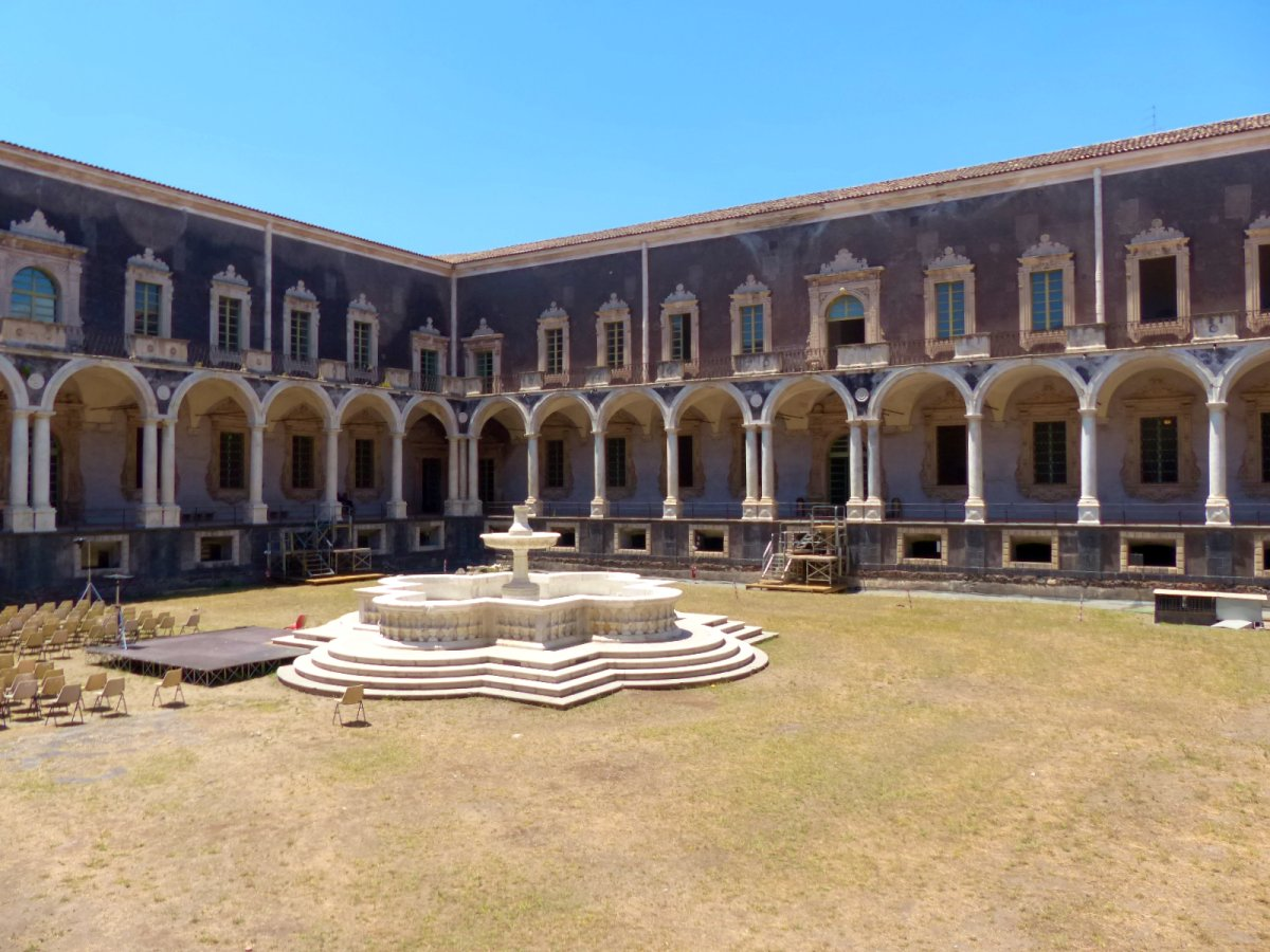monasterio de catania