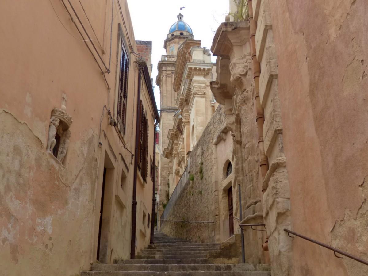 casco historico de ragusa ibla